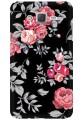 Black Floral for Samsung Galaxy J7 Nxt