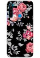 Black Floral for Redmi Note 8