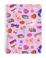 Comic Sassy Notebook - Plain