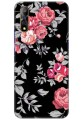 Black Floral for Vivo S1