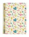 Love Hearts & Chocolates Notebook
