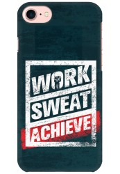 Work Sweat & Achieve for Apple iPhone 7