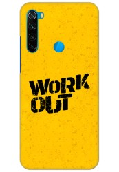 Work Out for Redmi Note 8