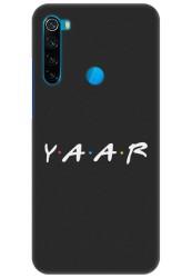 YAAR for Redmi Note 8