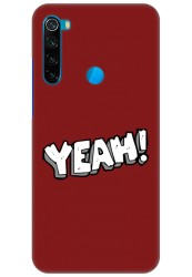 Yeah! for Redmi Note 8
