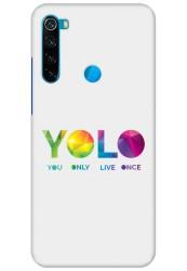 YOLO for Redmi Note 8