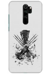 Wolf Man for Redmi Note 8 Pro