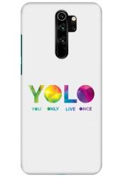 YOLO for Redmi Note 8 Pro