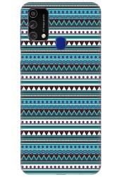 Modern Drawn Aztec for Samsung Galaxy F41