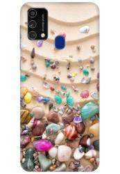 Sea shells for Samsung Galaxy F41