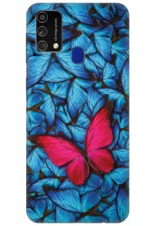 The Red Butterfly for Samsung Galaxy F41