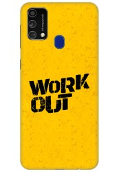 Work Out for Samsung Galaxy F41