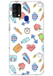 Workout Pattern for Samsung Galaxy F41