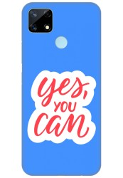 Yes You Can for Realme narzo 20