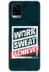 Work Sweat & Achieve for Vivo V20 (2021)