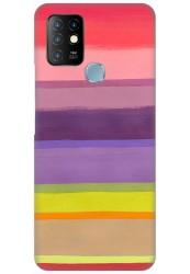 Watercolour Stripes for Infinix Hot 10
