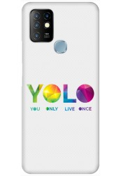 YOLO for Infinix Hot 10