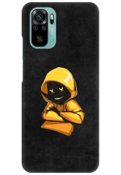Yellow Hoodie Boy for Redmi Note 10