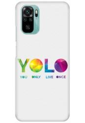 YOLO for Redmi Note 10
