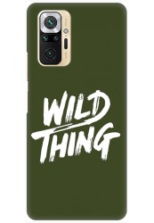 Wild Thing for Redmi Note 10 Pro Max