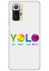 YOLO for Redmi Note 10 Pro Max
