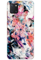 Messy Paint Job for Samsung Galaxy Note 10 Lite