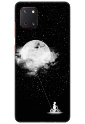 Moon Balloon for Samsung Galaxy Note 10 Lite