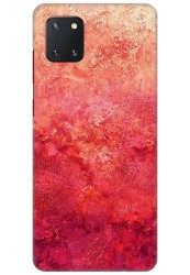 Watercolor Stain for Samsung Galaxy Note 10 Lite