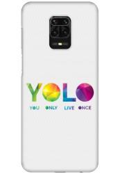 YOLO for Redmi Note 9 Pro Max