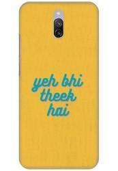 Yeh Bhi Theek Hai for Redmi 8A Dual