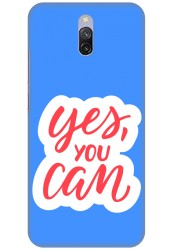 Yes You Can for Redmi 8A Dual