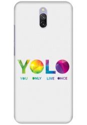 YOLO for Redmi 8A Dual