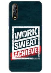 Work Sweat & Achieve for Vivo S1