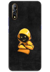 Yellow Hoodie Boy for Vivo S1