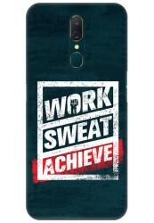 Work Sweat & Achieve for OPPO F11
