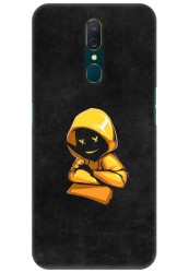 Yellow Hoodie Boy for OPPO F11