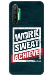 Work Sweat & Achieve for Realme X2