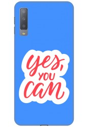Yes You Can for Samsung Galaxy A7 (2018)