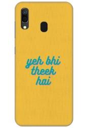 Yeh Bhi Theek Hai for Samsung Galaxy A30