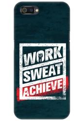 Work Sweat & Achieve for Realme C2