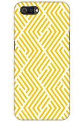 Yellow Geometric Pattern for Realme C2