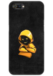 Yellow Hoodie Boy for Realme C2