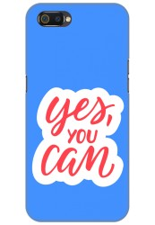 Yes You Can for Realme C2