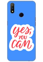 Yes You Can for Realme 3 Pro