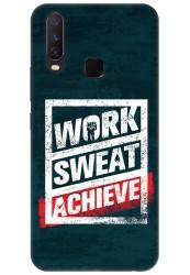 Work Sweat & Achieve for Vivo Y15