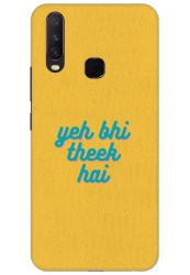 Yeh Bhi Theek Hai for Vivo Y15
