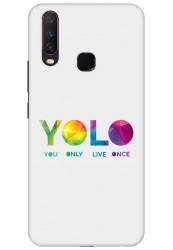 YOLO for Vivo Y15