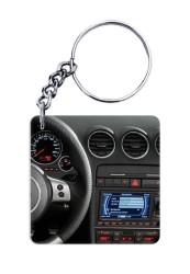 Car Dash Keychain
