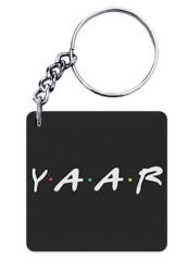 YAAR Keychain