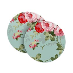 Summer Floral Coasters